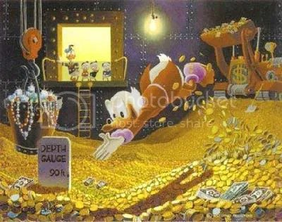 scrooge mcduck Pictures, Images and Photos