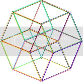 Image result for Is four dimensional hyper cube graph