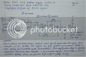Motronic 745i Information wiring diagrams, pinouts, etc