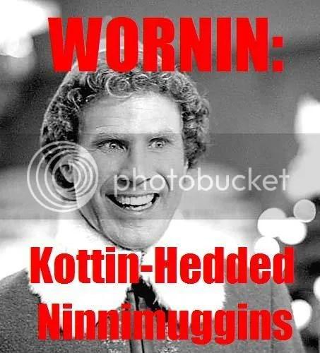 Kottin-Hedded Ninnimuggins