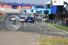 Tom Kristensen 4de, Marcel Fxe4ssler 5de, Martin Tomczyk 6de, race