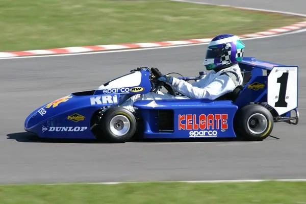 Jason Dredge - 250cc gbox