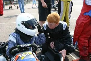 Will making new friends on the dummy grid