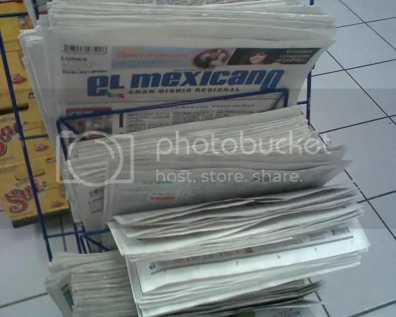 newspaper dont sell