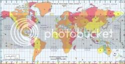 World Tme Zones