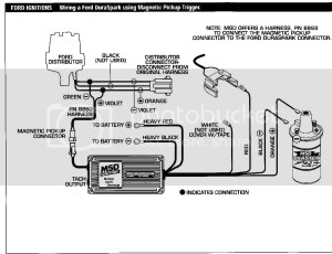 Points to electronic ignition  Ford Truck Enthusiasts Forums