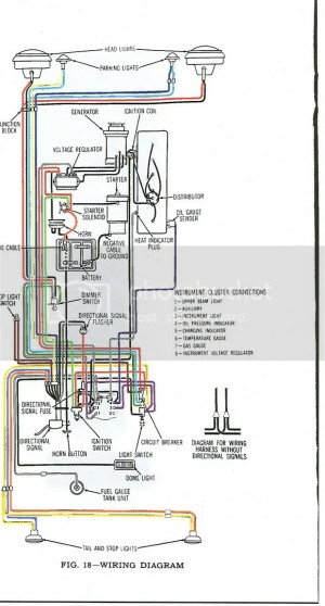 69 cj5 v6 wiring diagram  JeepCJ Forums
