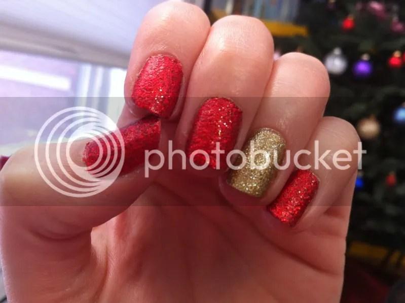 Festive nails!