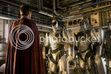 Rory, the Roman e os Cybermen