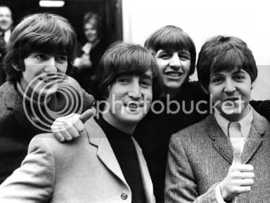 Beatles para comemorar o dia mundial do rock!