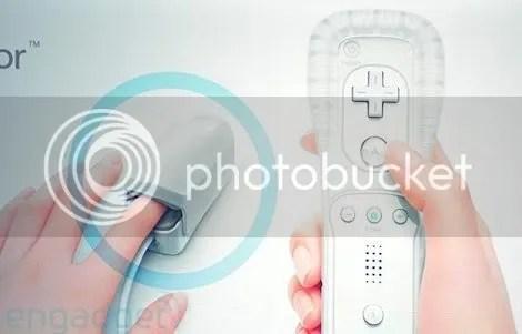El Wii Vitality Sensor