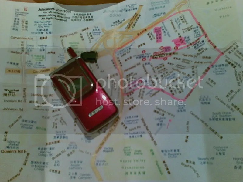 CWB Map & Boy's extra mobile