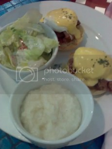 Steak Egg Benedict