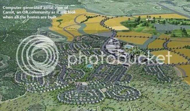 Future Community in the Negev Desert