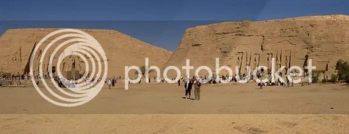 Templos Abu Simbel