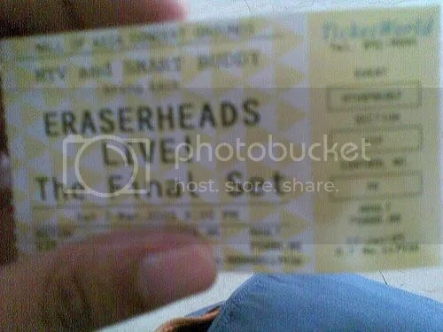 eraserheads live! the final set