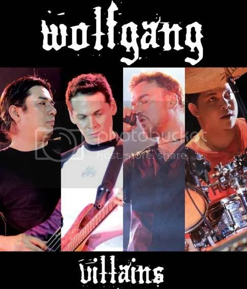 Wolfgang Villains