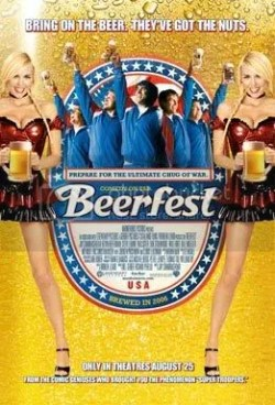 The movie's got boobies and beer
