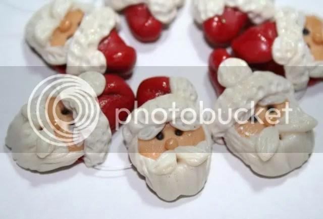 Santa Beads!