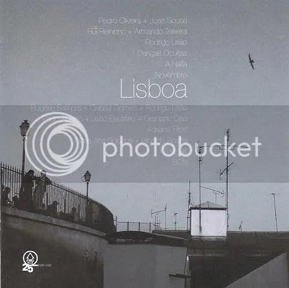 CD Lisboa capa