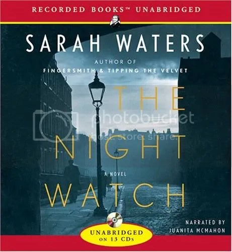 The Night Watch by Sarah Waters (audiobook)