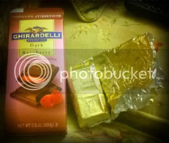 Ghirardelli Dark & Raspberry