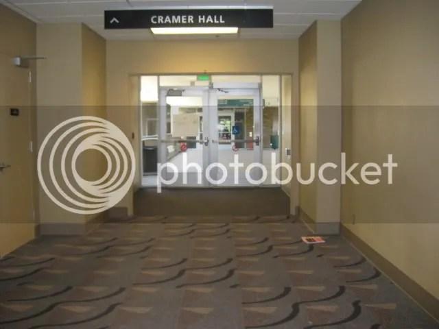 hallway to Cramer