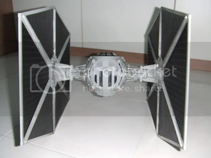 Pictorial Review Of Ecliptic Evader TIE Fighter