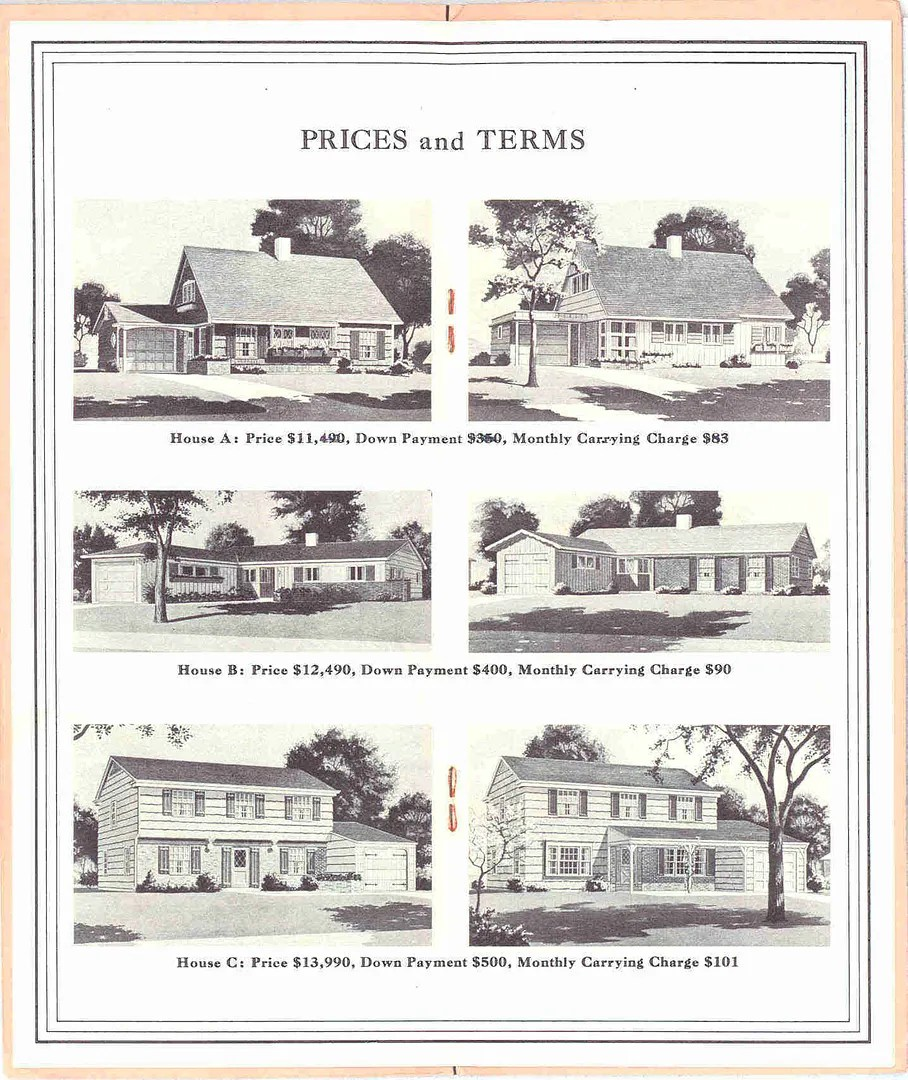 H And H Homes Floor Plans
