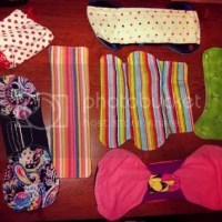 Review: Amy's Rag Bag (reusable pads)