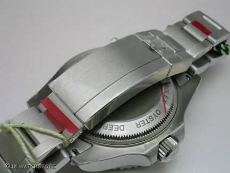 DeepSea Rolex Sea-Dweller Dipsy 116660