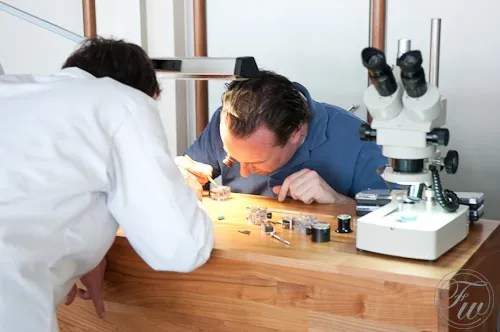 Watchmaking Master Class Jaeger-LeCoultre