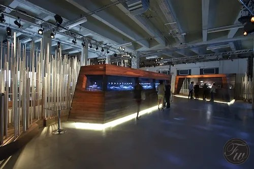 Royal Oak Exhibition Paris Palais de Tokyo