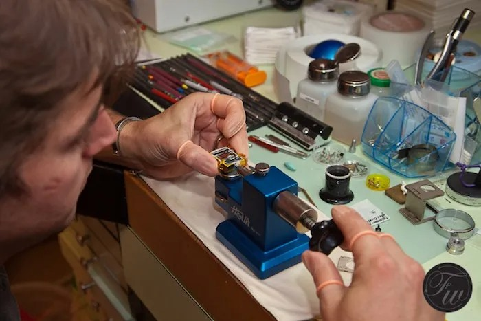 Watch Makers at Bunter