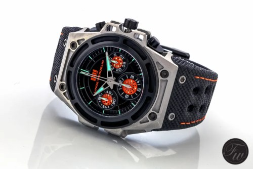 SpidoSpeed Black Orange