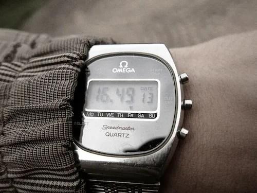 Speedy Quartz LCD Calibre 1620