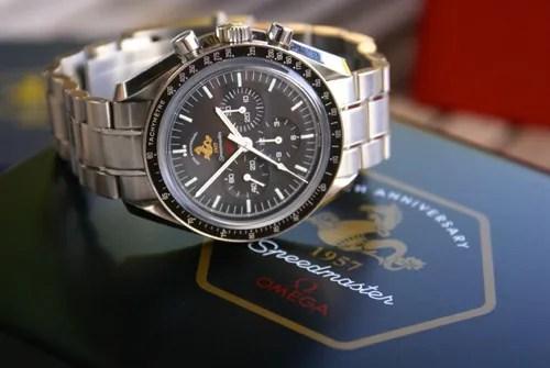 Speedmaster 50th Anniversary edition