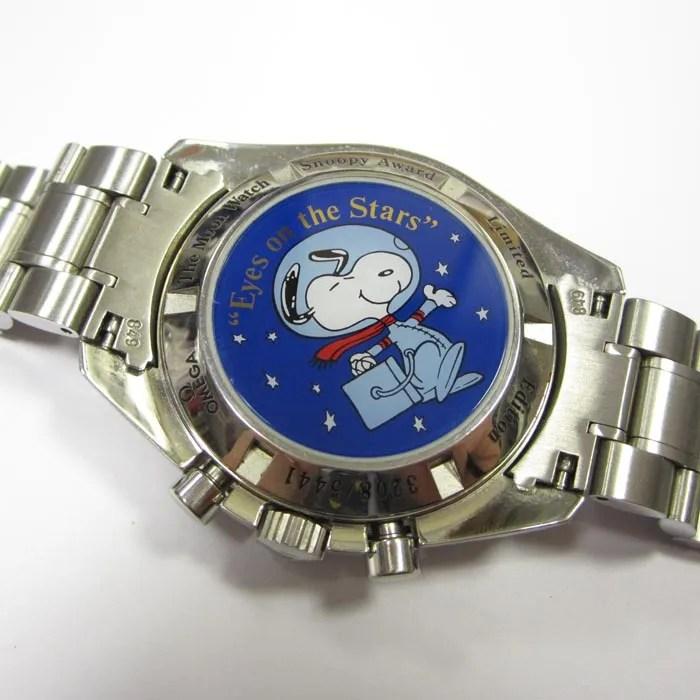 Omega Speedmaster Pro Snoopy Limited