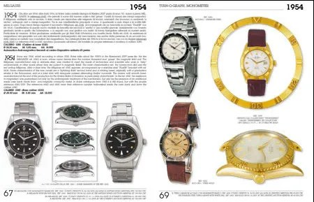 100 years of Rolex by Guido Mondani