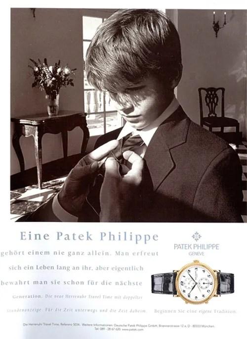 Patek Philippe ad Chronos