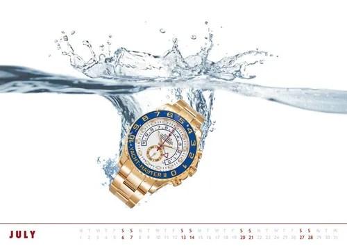 Watch Calendar 2013