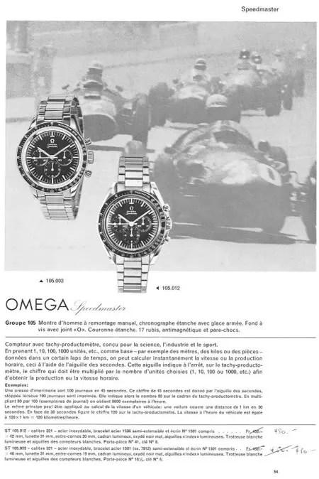 Omega Speedmaster 50th Anniversary Limited Series