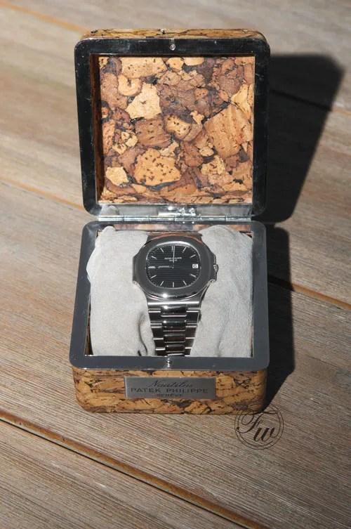 Patek Philippe Cork Box