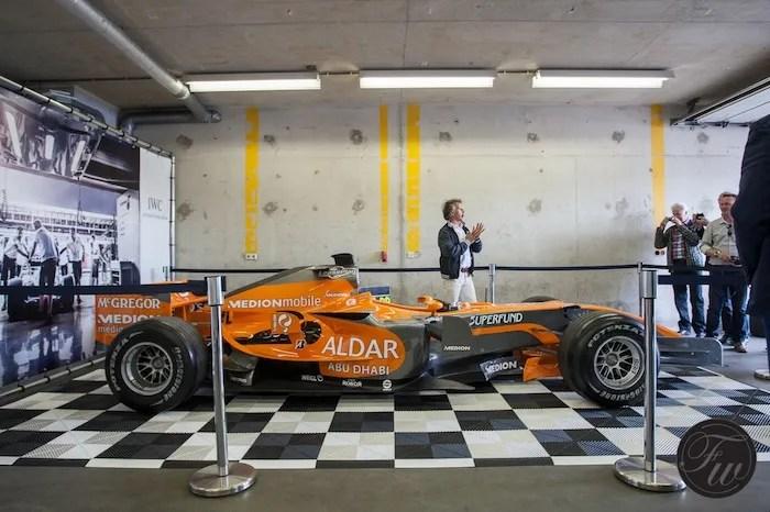 Jan Lammers Formula 1