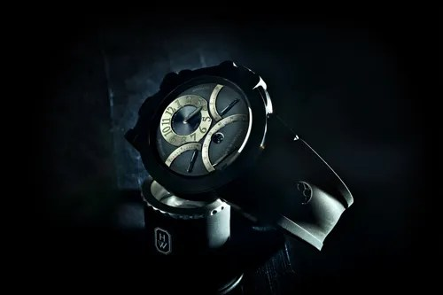 HW Project Z1 Triple Retrograde Chronograph