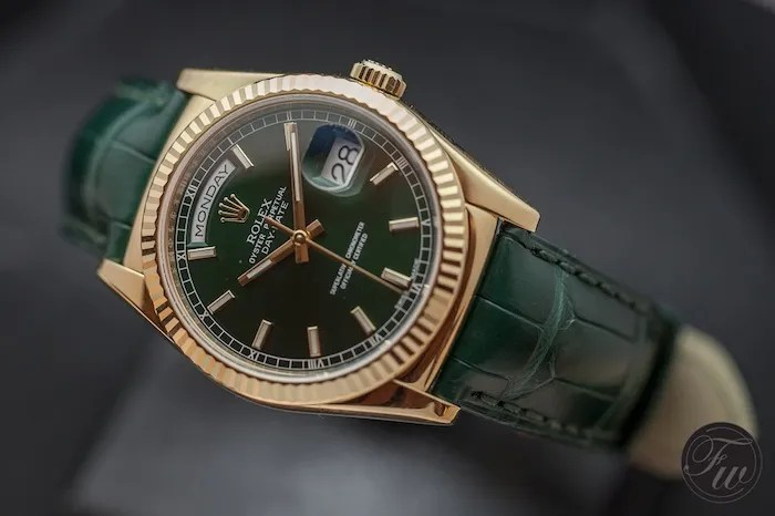 Rolex Day Date 2013 Collection