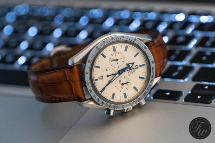 Speedmaster Broad Arrow