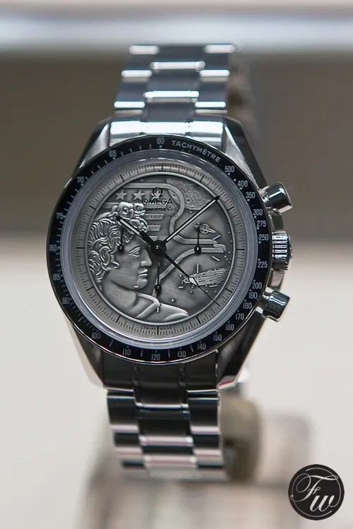Speedmaster Professional Apollo 17