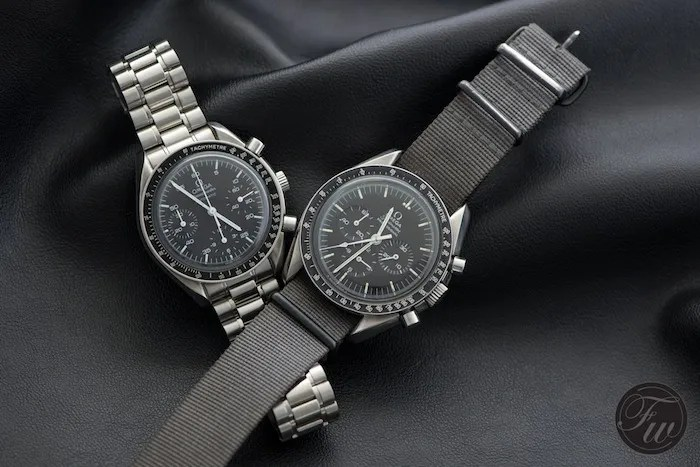 Top 10 Speedy Tuesday articles - Moonwatch vs Reduced