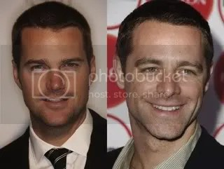 Chris O'Donnell and David Sutcliffe